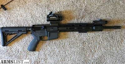 For Sale: Radical Firearms AR15 w/extras