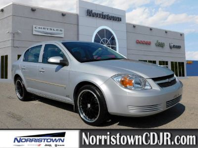 2005 Chevrolet Cobalt Base (Ultra Silver Metallic)