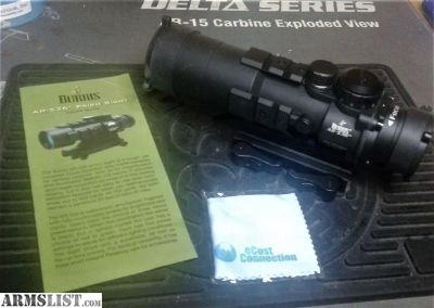 For Sale: Burris AR-536 Prism Sight