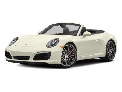 2017 Porsche 911 Carrera S (White)