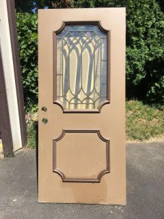 Pre Owned Front Door for House