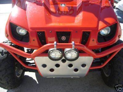 """Purchase TS306Y 3/4"""" SLK LED TURN-SIGNAL STREET LEGAL KIT FOR YAMAHA RHINO '04-14 motorcycle in Lake Havasu City, Arizona, United States"""