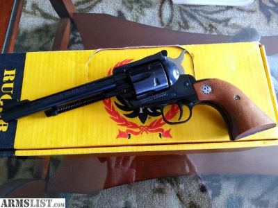 For Sale/Trade: Ruger Blackhawk .357 Magnum