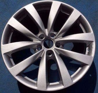 "Buy ONE 2010 2011 2012 2013 2014 VOLKSWAGEN VW PASSAT CC 18"" FACTORY OEM WHEEL RIM motorcycle in Walled Lake, Michigan, United States, for US $255.00"