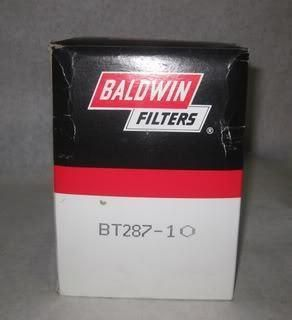 Purchase BT287-10 Baldwin Hydraulic Spin On Lot of 8 motorcycle in Tampa, Florida, US, for US $105.00