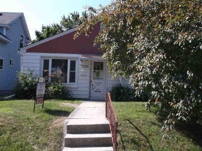 2 Bed 1 Bath Foreclosure Property in Sheboygan, WI 53081 - Huron Ave