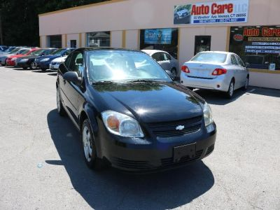 2007 Chevrolet Cobalt LS (Black)