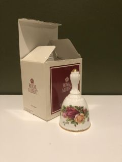 Royal Albert Old Country Roses Table Bell