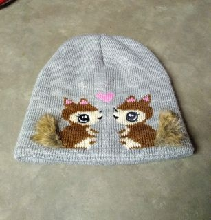 ADORABLE TODDLER GIRL'S BEANIE