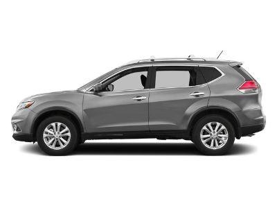 2016 Nissan Rogue SV (Brilliant Silver)