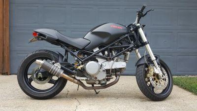 2001 Ducati MONSTER 750