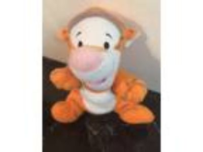 Walt Disney World Winnie The Pooh BABY TIGER Stuffed Animal