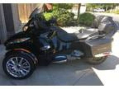 2015 Can-Am Spyder-RT-Limited Touring in Lodi, CA