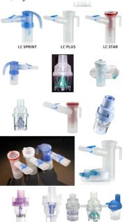 ISO Nebulizer Cups and Masks UNUSED