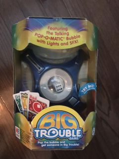 Big Trouble game
