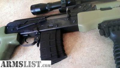For Sale: AK47/NMH90 Semi Auto