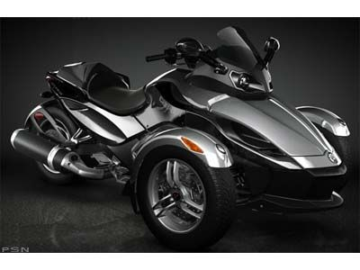 2008 Can-Am Spyder GS SM5 3 Wheel Motorcycle Motorcycles Oakdale, NY