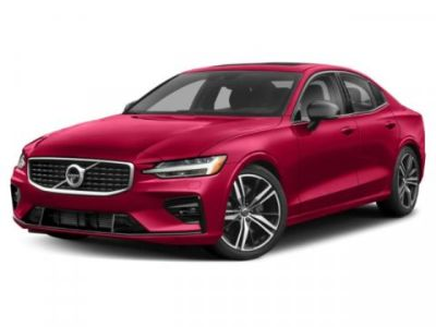 2019 Volvo S60 R-Design (Crystal White)