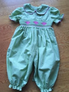 Adorable Romper with pigs, 2T