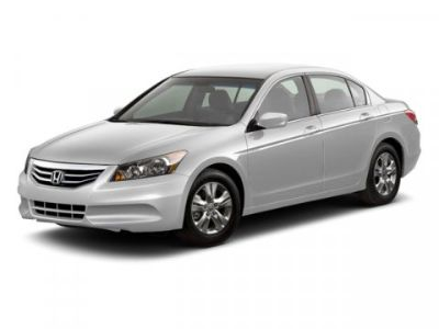 2012 Honda Accord SE (White)