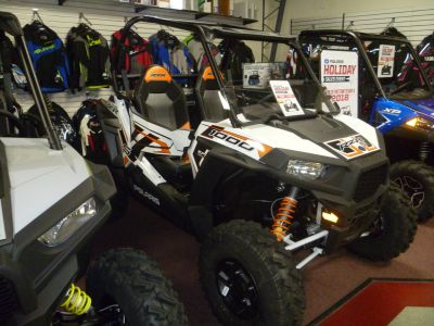 2018 Polaris RZR S 1000 EPS Sport-Utility Utility Vehicles Union Grove, WI