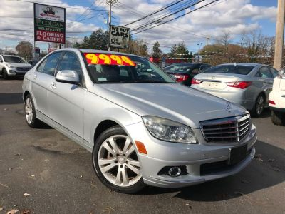 2008 Mercedes-Benz C-Class C300 (Iridium Silver Metallic)