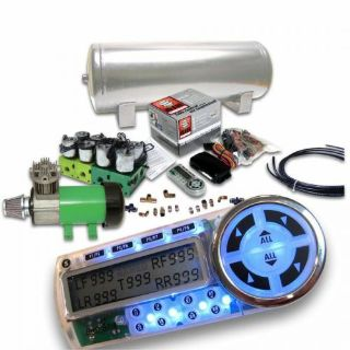 Sell Helix 8 Preset Digital Air Suspension Controller Kit (No Bags) motorcycle in Portland, Oregon, United States, for US $736.20