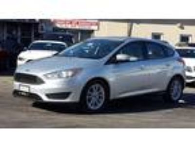 $8900.00 2017 Ford Focus with 41645 miles!