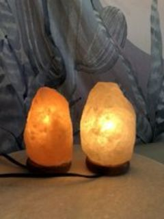 Himalayan Sea Salt Lamps ( 2 for 1)