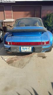 Porsch 1978 Turbo Look Targa 915 trans 3.2L engine
