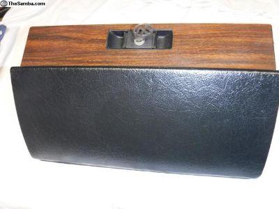 Glove Box Lid With Key 78-79