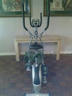 $100 2 and 1 cardio dual trainer