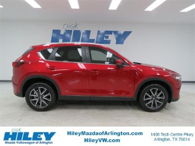 2018 Mazda CX-5 Touring (Red Crystal)