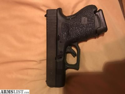 For Trade: Glock 26 basically new with raven iwb holster
