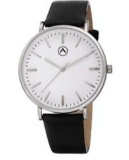 TODAY ONLY***BRAND NEW***Men s Akribos Dress Watch W/ Leather Strap***
