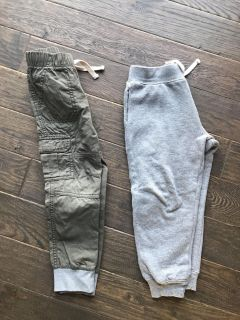 4t boy pants. Great cond. $6 for both