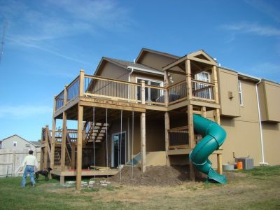 General Local Contractor/NewHomes/Fences/Decks/HomeRemodel and more