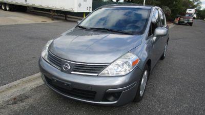 2009 Nissan Versa 1.8 S (Magnetic Gray Metallic)