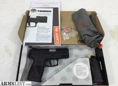 For Sale: Taurus PT-111 MILLENNIUM PRO G2 9MM