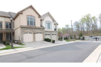 3 Level Custom Built Elevator Townhome in Gated Community