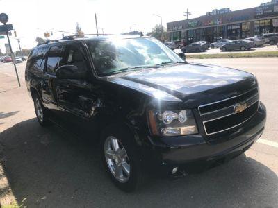 2007 Chevrolet Suburban LS 1500 (Black)
