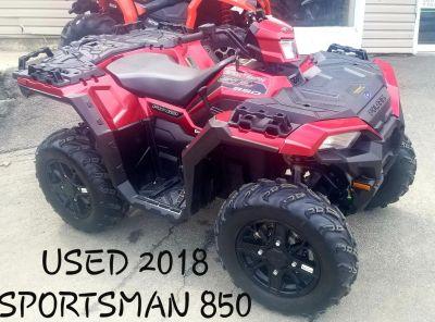 2018 Polaris Sportsman 850 SP Utility ATVs Ledgewood, NJ