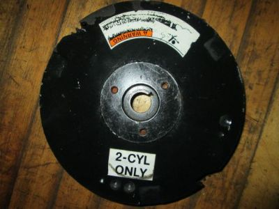 Sell FORCE 40 50 Flywheel 200-817494A10 200-859241T09 90s 2 cylinder FRESHWATER motorcycle in Shakopee, Minnesota, United States, for US $89.95