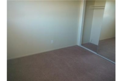 Spacious unit with lots of closet space.