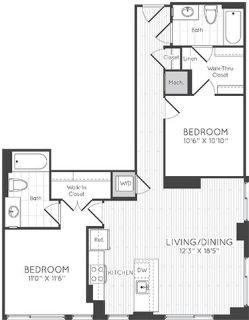 2 bedroom in Brentwood