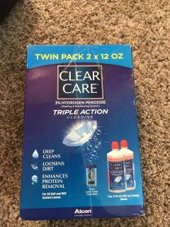 New sealed contact solution