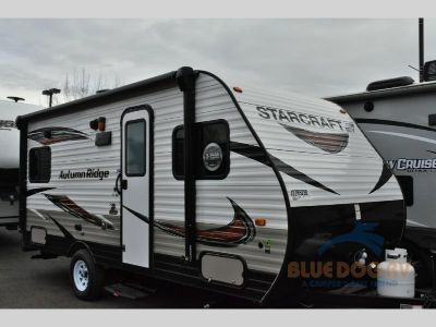 2018 Starcraft Autumn Ridge Outfitter 17RD