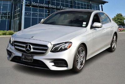2019 Mercedes-Benz E-Class (Iridium Silver Metallic)