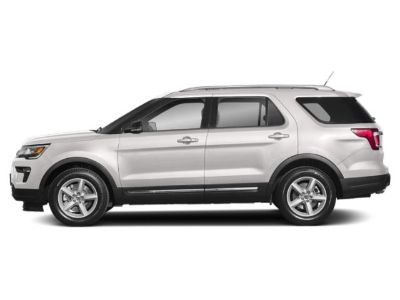 2019 Ford Explorer XLT FWD (White Platinum Metallic Tri-Coat)
