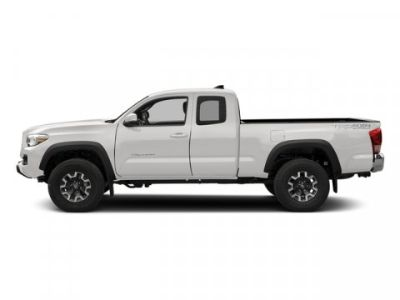 2018 Toyota Tacoma TRD Off Road (Super White)